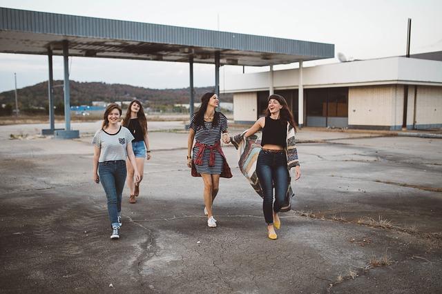 teenageři styl